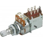 250K Linear Push-Pull Potentiometer (Tone Pot)