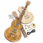 Les Paul Style Guitar Plans