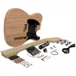 Telecaster Style Guitar Plans