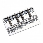 GEB201CR 4-Barrel BASS GUITAR BRIDGE