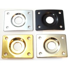 LP Jack Plate Rectangular Metal