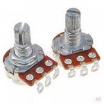 M500A Potentiometer Mini Tone